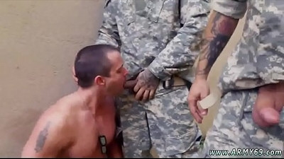 army  first time  gay man