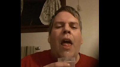 bukkake   cum eating   cumshots