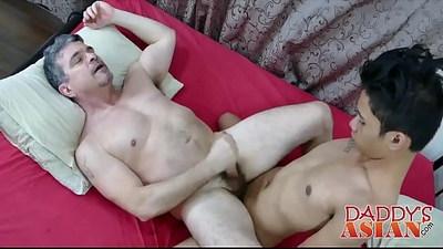 asian boys  asshole  bareback