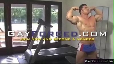 anal  ass  athlete