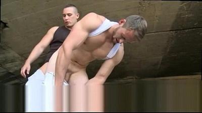 ass  gay sex  outdoor