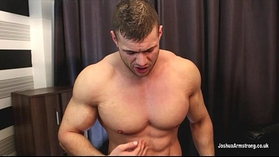 athlete   bodybuilder   british gay