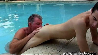 anal   brown hair   daddy and son