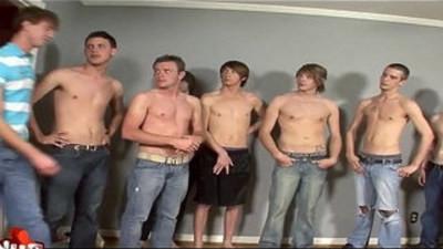 boys  bukkake  gangbang