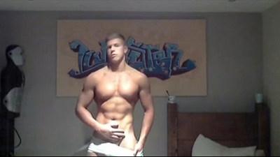 blonde gay  bodybuilder  cocks