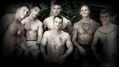 amateur gays  anal  army