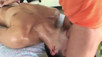 massage  shaved